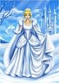 Walt Disney Fan Art - Cinderella