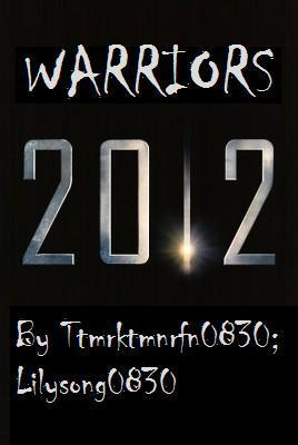 Warriors 2012 Cover 2