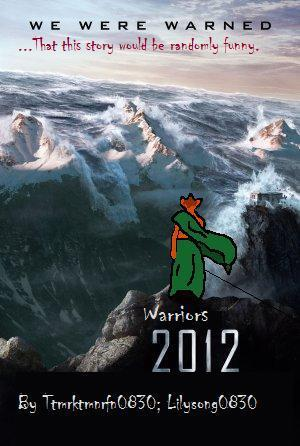Warriors 2012 Cover