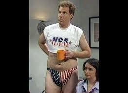 Will ferrell patriotic