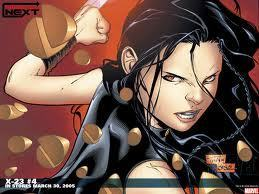 X-23 wallpaper with anime entitled X-23