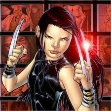 X-23 wallpaper with anime titled X-23