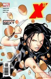 X-23 wallpaper with anime called X-23
