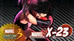X-23 wallpaper probably containing anime titled X-23