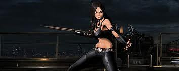 X-23 wallpaper with a hip boot called X-23
