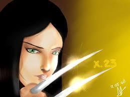 X-23 wallpaper titled X-23
