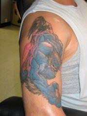 X-men Tattoos