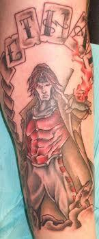 X-Men wallpaper probably with anime titled X-men Tattoos