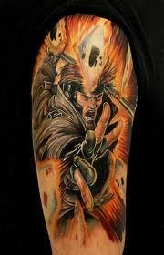 X-Men wallpaper called X-men Tattoos