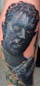 X-men tattoos