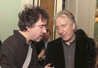alan and tim burton