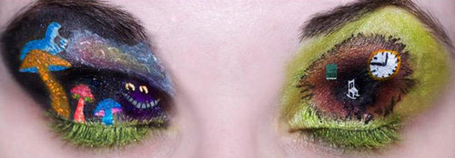 alice in wonderland eyes