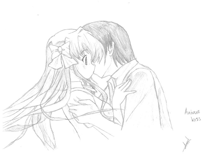 anime Kiss