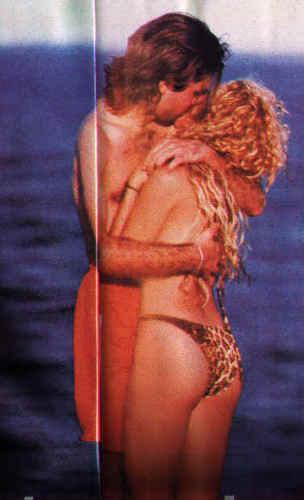 antonio Shakira hot !
