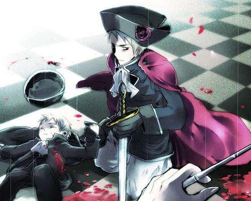 dark Prussia