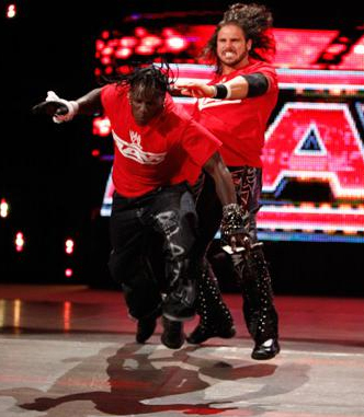 john morrison and r truth