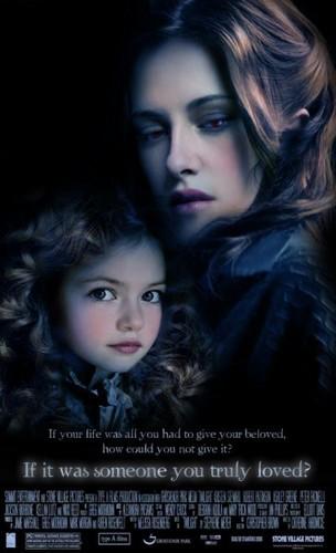 new Cullen member,Renesmee