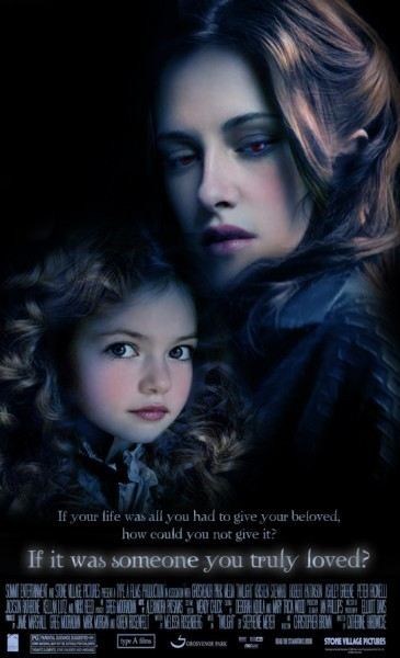 new Cullen member,Renesmee