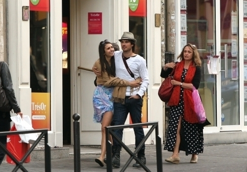 nian in paris, the city of love <3
