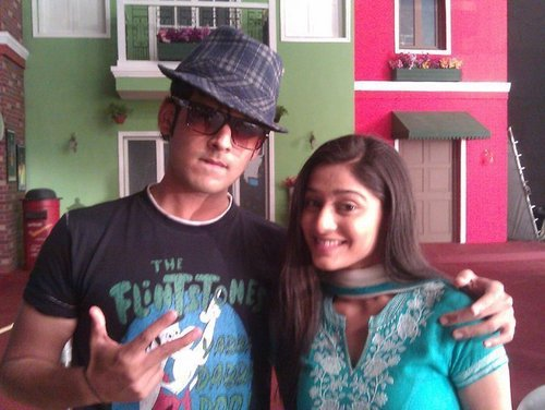 ranbir  and  navya - navya Photo