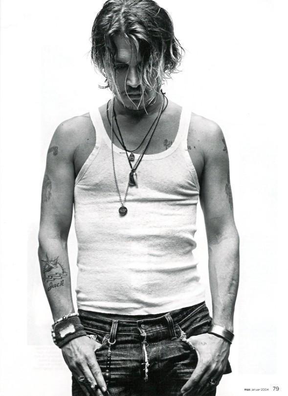 Johnny Depp: Gruppensex mit Marilyn Manson - ok-magazinde