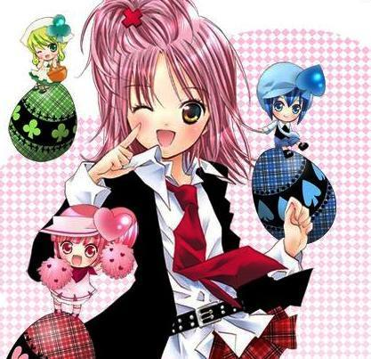 shugo chara wallpaper