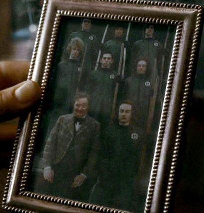 slytherin quidditch team