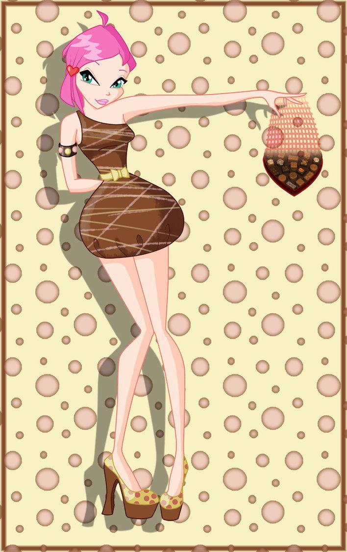 Картинки девочек Винкс и Косплей и игра одевалка!