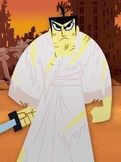 the greatest samurai