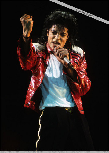 we all know whos the king ^_^ MJ