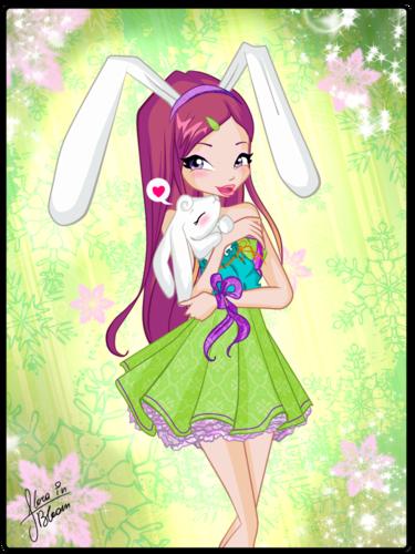 winx club bunnies