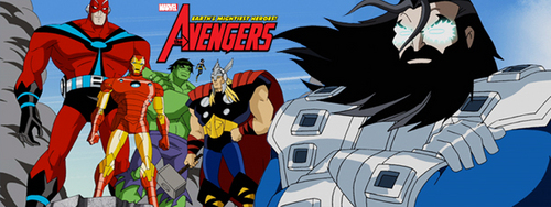 Avengers-Earth's Mightiest heroes