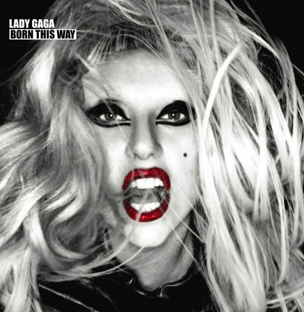 lady gaga born this way deluxe edition. lady gaga born this way cover