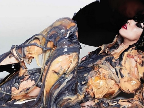 'Born This Way' Album Artwork by Nick Knight