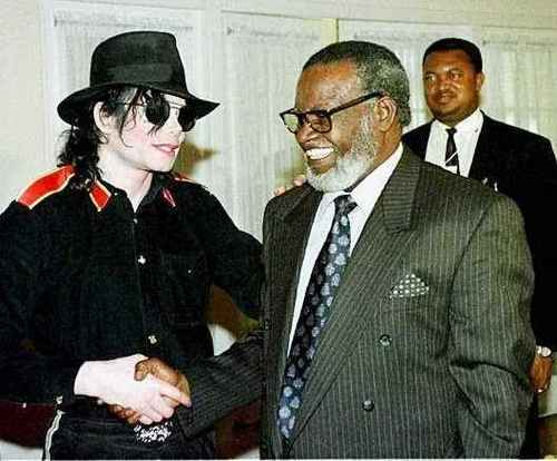 ~Michael in Namibia~