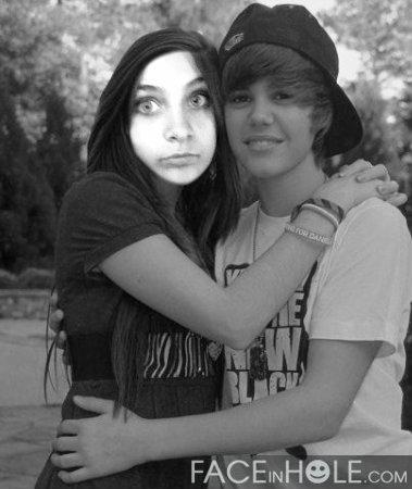 ♥ Paris and Justin Bieber ♥!