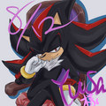 .:Shadow:. - shadow-the-hedgehog fan art