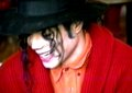 ~*Smile Though Your Heart Is Aching Smile Even Know It's Breaking~Just SMILE*~  - michael-jackson photo