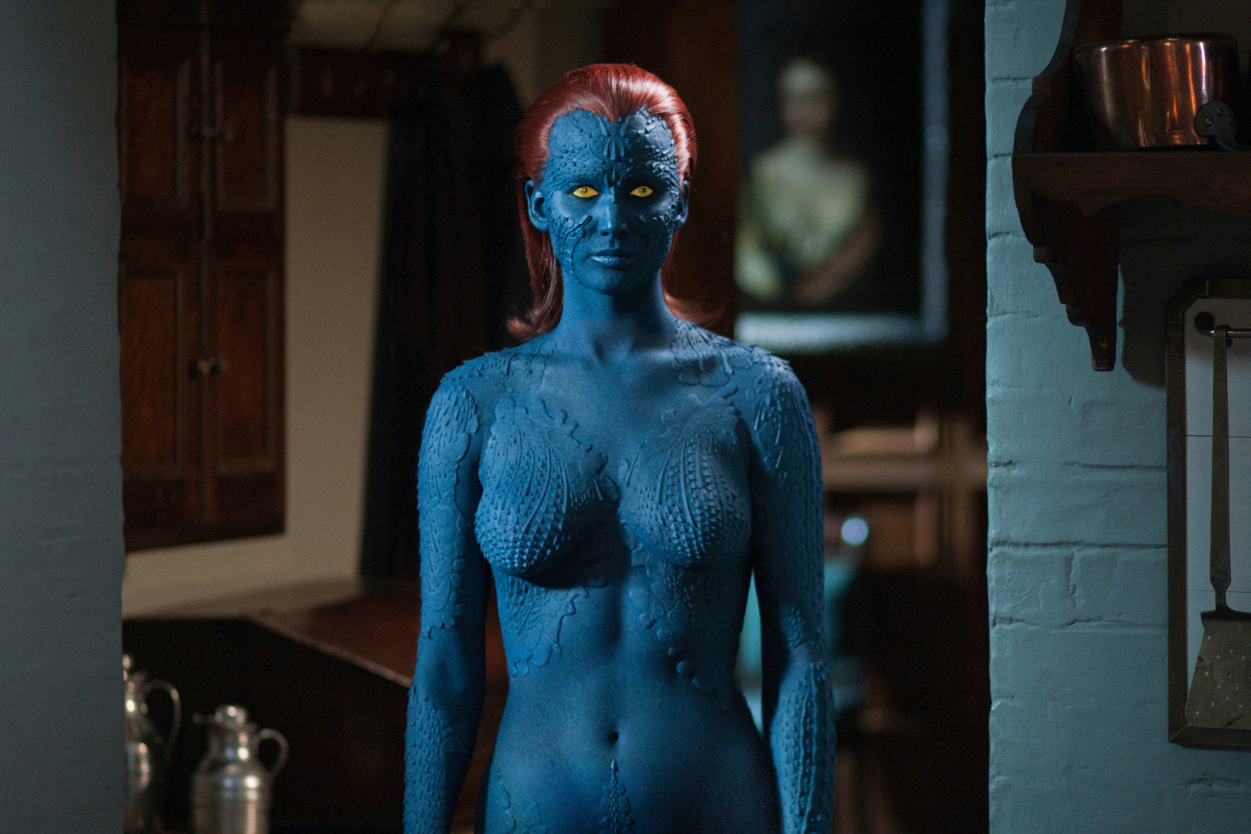 """X-Men: First Class"" stills"