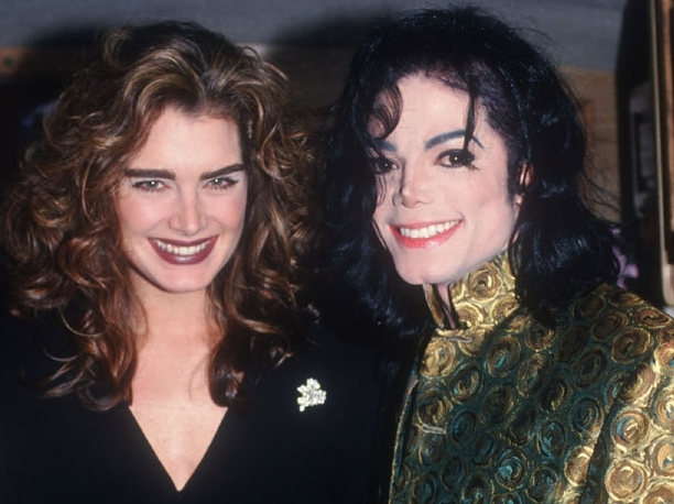 ~michael with brooke~