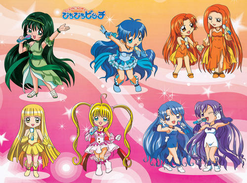 1Mermaid Melody - Mermaid