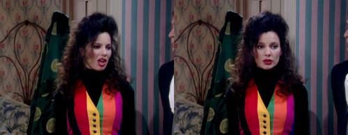The Nanny wallpaper probably with a portrait called 1x03-The Nanny