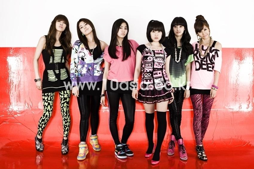 Kpop girl power