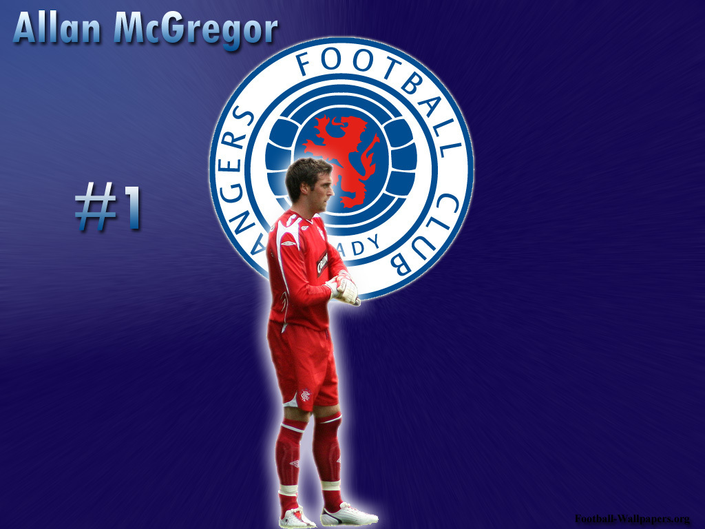 Rangers Football Club Images Allan McGregor FC HD Wallpaper And Background Photos