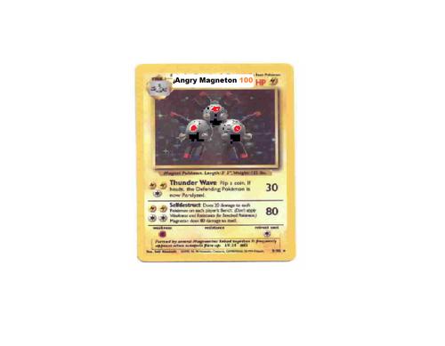 Angry magneton