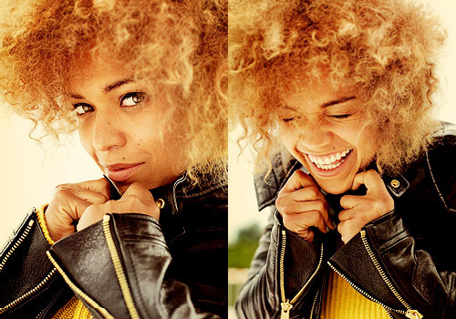 Antonia Thomas for Rollacoaster Magazine