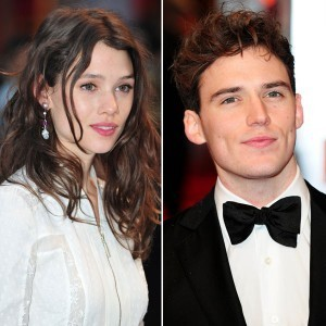 Sam Claflin And Astrid Berges Frisbey
