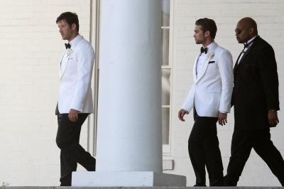 At His Sister Wedding - Arlington Hall - May 28