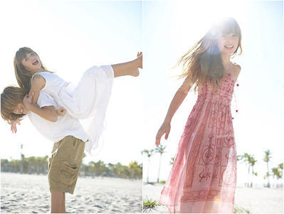 Bella thorne Foto shoots for Aldo Kids