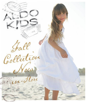 Bella thorne تصویر shoots for Aldo Kids